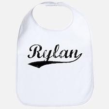 Vintage Rylan (Black) Bib