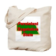 Nebraska Vegetative State Tote Bag