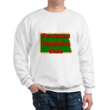 North Dakota Vegetative State Sweatshirt