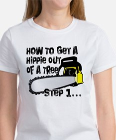 Got Hippies In Your Trees? Tee