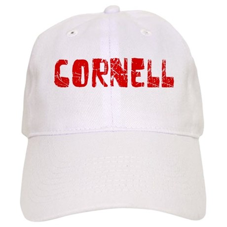 Cornell Faded (Red) Cap
