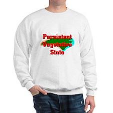 North Carolina Vegetative State Sweatshirt