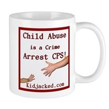 Arrest CPS Small Mugs
