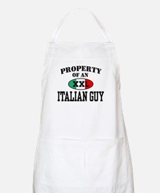 Property of an Italian Guy BBQ Apron