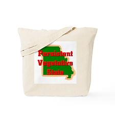 Missouri Vegetative State Tote Bag