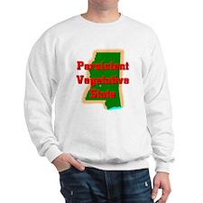 Mississippi Vegetative State Sweatshirt