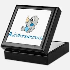 Adriannocerous Keepsake Box