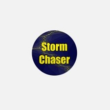 Storm Chaser Mini Button