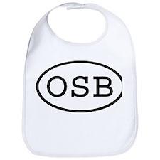 OSB Oval Bib