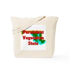 Maryland Vegetative State Tote Bag