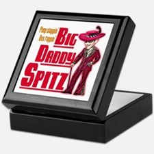 Big Daddy Spitz! Keepsake Box