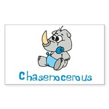Chasenocerous Rectangle Decal