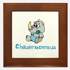 Chasenocerous Framed Tile