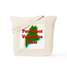 Maine Vegetative State Tote Bag