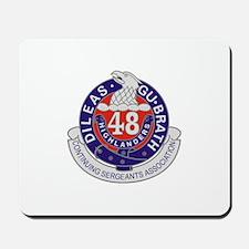 48th Highlanders CSA Mousepad