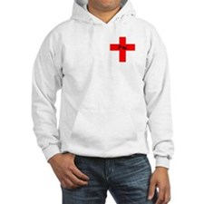 St George's Day Jumper Hoody