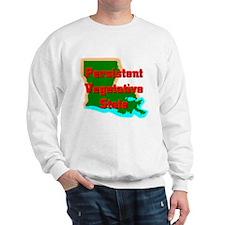 Louisiana Vegetative State Sweatshirt