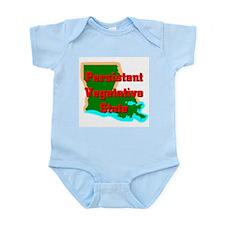Louisiana Vegetative State Infant Creeper