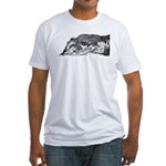 Faust 9 Fitted T-Shirt