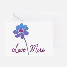 Love More Greeting Cards (Pk of 10)