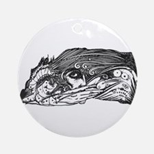 Faust 9 Ornament (Round)