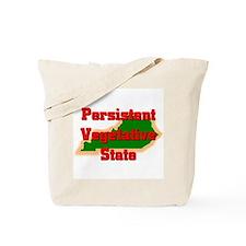 Kentucky Vegetative State Tote Bag