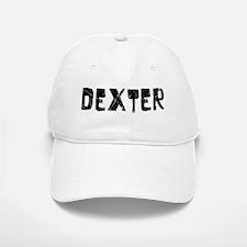 Dexter Faded (Black) Baseball Baseball Cap