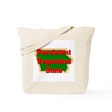 Iowa Vegetative State Tote Bag