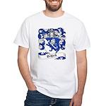Schick Family Crest White T-Shirt