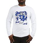 Schick Family Crest Long Sleeve T-Shirt
