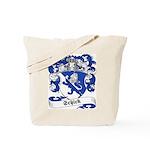 Schick Family Crest Tote Bag