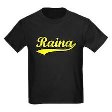 Vintage Raina (Gold) T