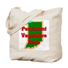 Indiana Vegetative State Tote Bag