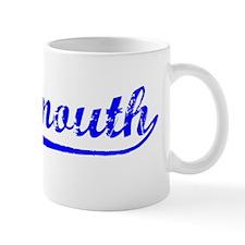 Vintage Portsmouth (Blue) Mug