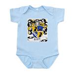 Schiff Family Crest Infant Creeper