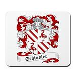 Schindler Family Crest Mousepad