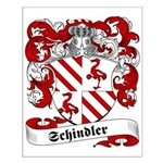 Schindler Family Crest Small Poster