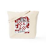 Schindler Family Crest Tote Bag