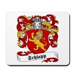 Schlapp Family Crest Mousepad