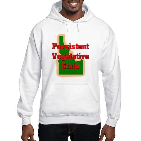 Idaho Vegetative State Hooded Sweatshirt