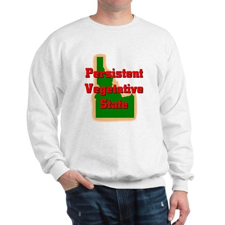 Idaho Vegetative State Sweatshirt