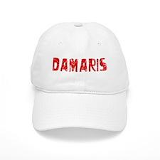 Damaris Faded (Red) Baseball Cap