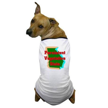 Georgia Vegetative State Dog T-Shirt