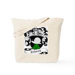Schneck Family Crest Tote Bag