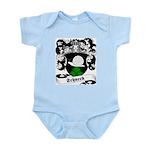 Schneck Family Crest Infant Creeper