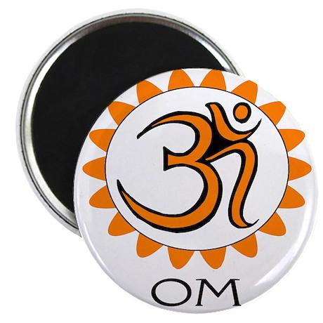 Meditate (OM) Magnet