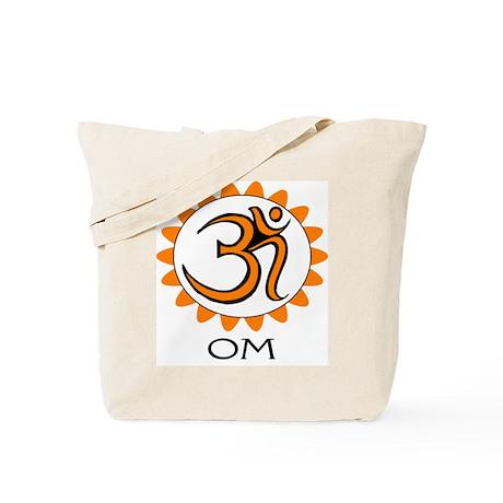 Meditate (OM) Tote Bag