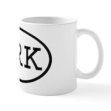 ORK Oval Mug