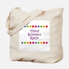 Third Brothers Rock Tote Bag