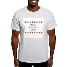 Third Brothers Rock T-Shirt